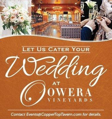 CopperTop Wedding Catering