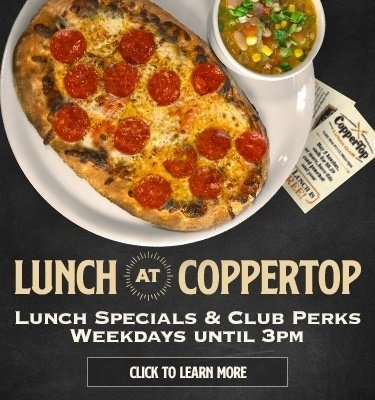 Lunch at CopperTop