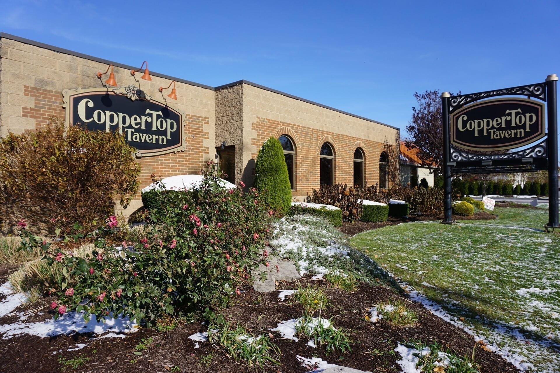 CopperTop Tavern in Camilus, NY