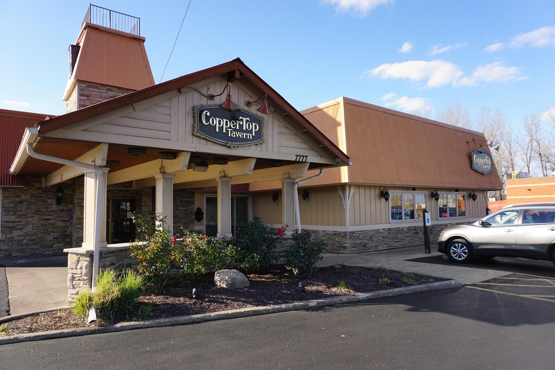 CopperTop Tavern in Syracuse, NY