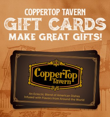 CopperTop Gift Cards