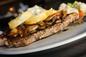 Bone-in Steakhouse Kansas City Strip Steak