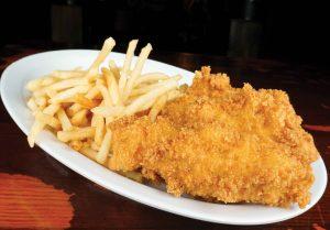 Chicken Tenders & Tavern Fries