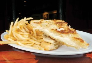Grilled Cheese & Tavern Fries