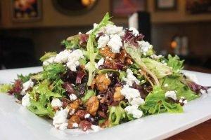 Bacon Blueberry Salad