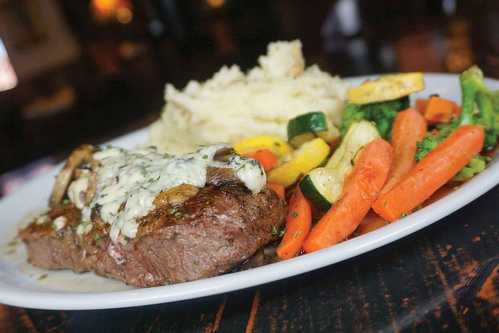 Steak & Signature Entrées
