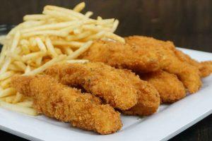 Chicken Tender Dinner