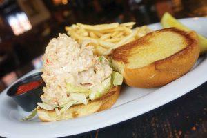 Lobster Salad Sandwich