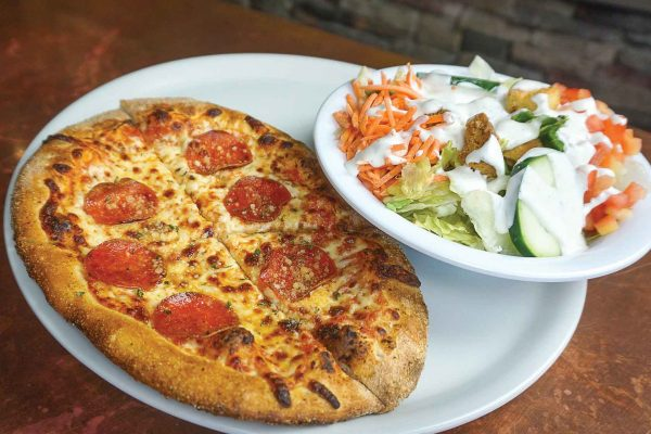 Pizza & Salad Combo